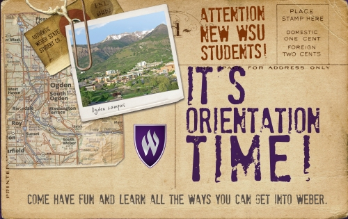 Orientation for Summer Semester Classes is March 27 or April 4!
